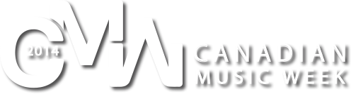 Canadian Music Week 2014