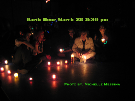 earth hour toronto. Earth Hour Toronto Party