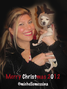 Michelle Messina Merry Christmas