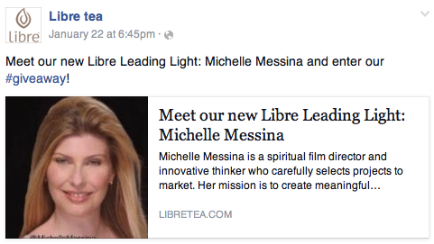 Michelle Messina selected as a Leader Leading Light