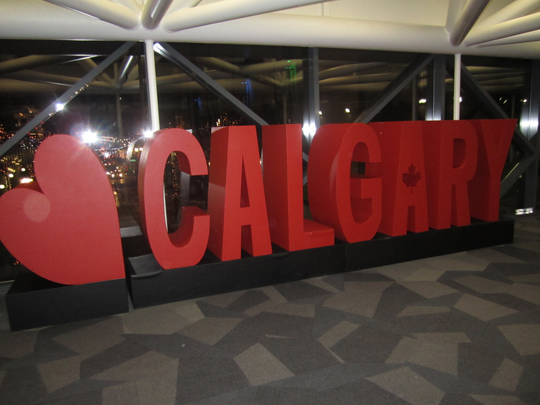 I love Calgary - Michelle Messina