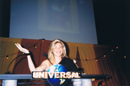 Universal Studios Florida - Film Festival Awards - Michelle Messina Short Film; Fruitful Sex